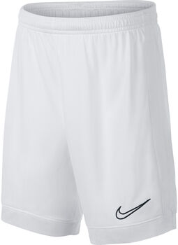 Nike Dri-FIT Academy short de football  Garçons Blanc