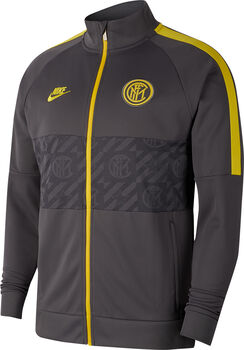 Nike Inter Milan I96 CL Trainingsjacke Herren Grau
