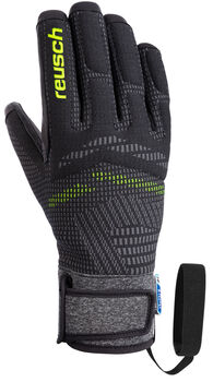 Reusch Re:Knit Laurin R-TEX XT Gants de ski Noir