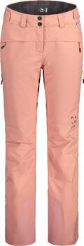 Maloja BerninaM. Padded pantalon de ski Femmes Rose