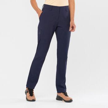 Salomon WAYFARER pantalon de randonnée  Femmes Gris