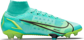 Nike Mercurial SUPERFLY 8 ELITE FG chaussure de football Bleu