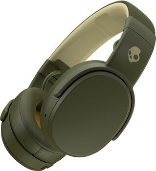 Skullcandy Crusher Wireless Over-Ear Headset Vert