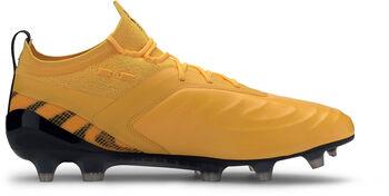 PUMA ONE 20.1 FG/AG Chaussure de football Hommes Jaune