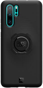 Quad Lock Huawei P30 Pro Hülle Schwarz