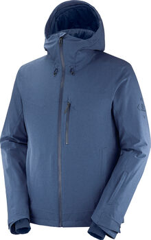 Salomon UNTRACKED veste de ski Hommes Bleu
