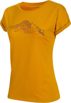 MAMMUT Mountain T-Shirt Damen Gold