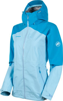MAMMUT Convey Tour HS Hooded Wanderjacke Damen Blau