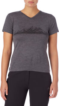 McKINLEY Roy t-shirt Femmes Gris