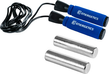 ENERGETICS Speed Rope 1.0 Springseil Schwarz