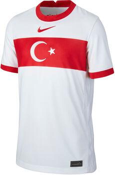 Nike Türkei 2020 Stadium Home Fussballtrikot Weiss