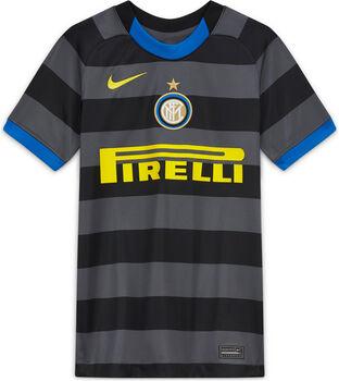 Nike Inter Mailand Breathe Stadium 3R Maillot de football Gris