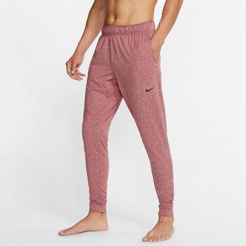 Nike Dri-FIT Yogahosen Herren Rot