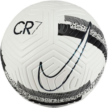 Nike Strike CR7 Ballon de foot Blanc