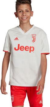 ADIDAS Juventus Turin Away Fussballtrikot Weiss