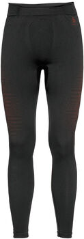 Odlo PERFORMANCE WARM ECO Funktionshosen lang Herren Schwarz