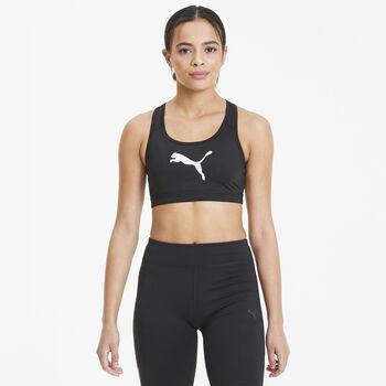 Puma 4Keeps Brassière de sport Femmes Noir