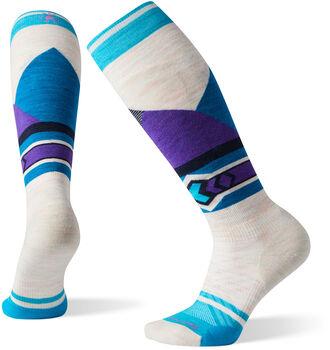Smartwool PhD Ski Light Elite Patter Socken Damen Beige