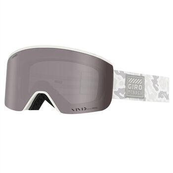 Giro Axis Vivid Skibrille Weiss