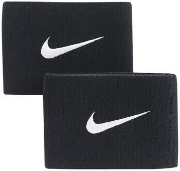 Nike Guard Stay II Bandeau de protège-tibias Noir