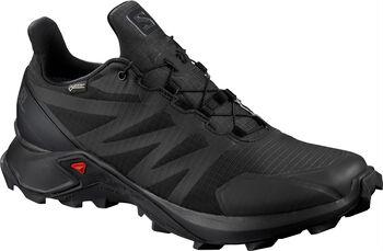 Salomon Supercross GTX Chaussure de trail running Hommes Noir
