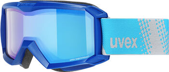 Uvex Flizz FM Skibrille Blau