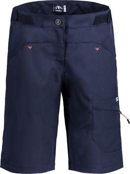 Maloja CARDAMINAM Shorts de vélo Femmes Bleu