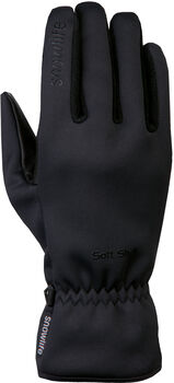 Snowlife Multi WS Soft Shell gant de ski Noir