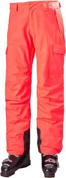 Helly Hansen Switch Cargo pantalon de ski Femmes Rouge