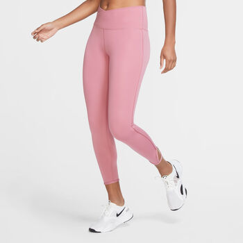 Nike Yoga 7/8 Tights Damen Pink