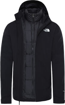 The North Face Mountain Light Triclimate Funktionsjacke Herren Schwarz