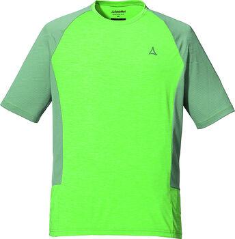 SCHÖFFEL Auvergne T-shirt de vélo Hommes Vert