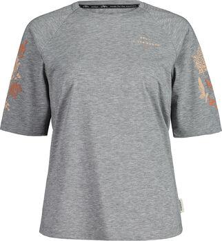 Maloja HolunderM. Shirt 3/4 Damen Grau