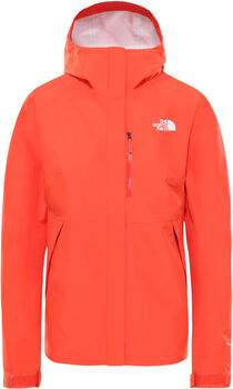 The North Face DRYZZLE veste de pluie  Femmes Orange