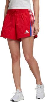 Colorblock 3-Streifen Shorts