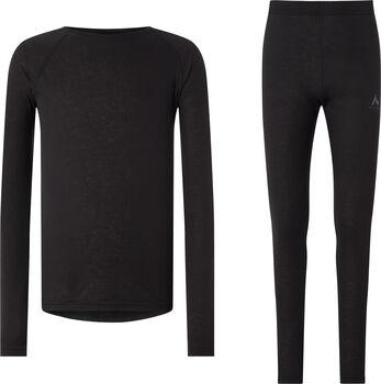 McKINLEY Yahto II / Yaal II ensemble de sous-vêtements fonctionnels  Noir