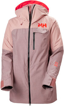 Helly Hansen WHITEWALL LIFALOFT Skijacke Damen Pink