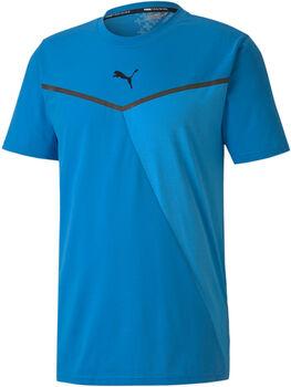 Puma Thermo R+ BND Trainingsshirt Herren Blau