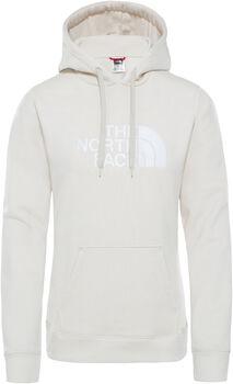 The North Face DREW PEAK sweat-shirt à capuche  Femmes Blanc