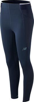 New Balance Q Speed Fuel 7/8 Tights Damen Blau