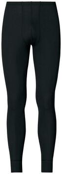 Odlo ACTIVE WARM ECO sous-pantalon fonctionnel long  Hommes Noir
