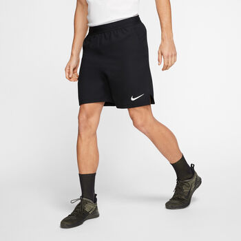 Nike Pro Flex Fitnessshorts Herren Schwarz