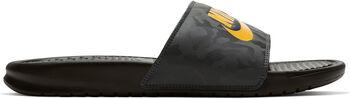Nike Benassi Just Do It Slide Sandale Hommes Noir