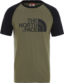 The North Face Easy T-Shirt Herren Grün