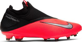 Nike Phantom Vision 2 Pro Dynamic Fit FG Fussballschuh Herren Rot