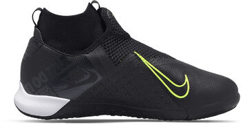 Nike Phantom Vision Academy Dynamic Fit Fussballschuh Indoor Jungs Schwarz