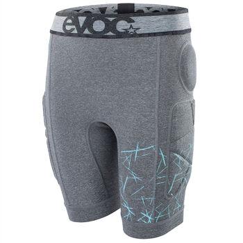 evoc Crash Pants Kids Grau