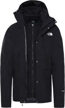 The North Face Pinecroft Triclimate Jacke Herren Schwarz