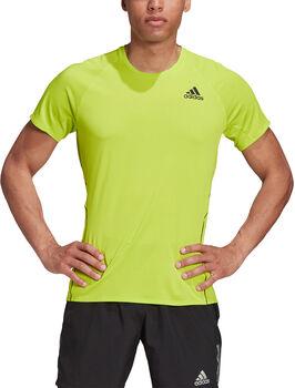 adidas Runner t-shirt de running Hommes Vert