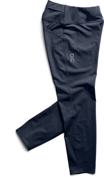 Active Pantalon de compression Femmes Bleu